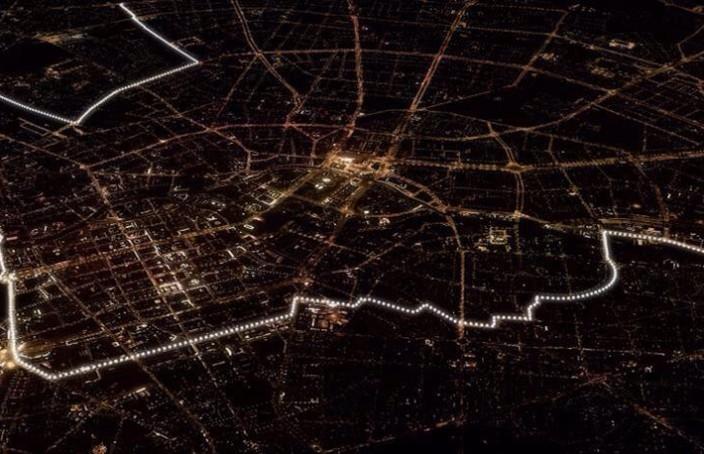 Imagen: 25 aniversario de la caída del muro de Berlín